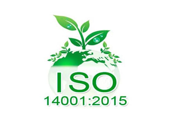 CERTIFICADO NBR ISO 14001:2015
